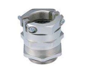 Double Locked Metal Cable Gland